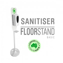 Sanitiser Floor Stand - BASIC