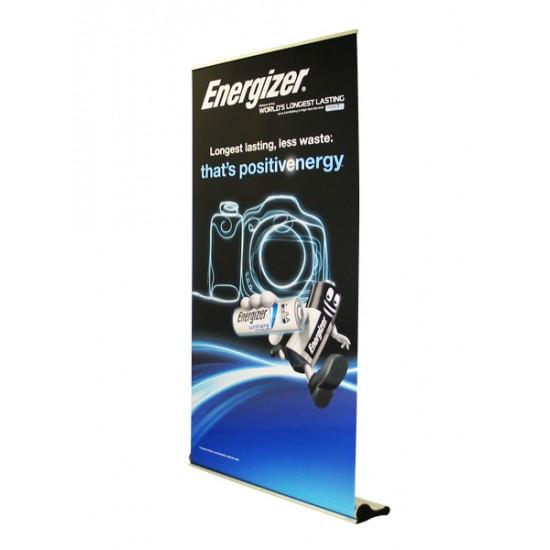 Premium Retractable Banner Stand - Q120