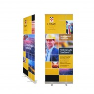 Economical Retractable Banner Stand - E80