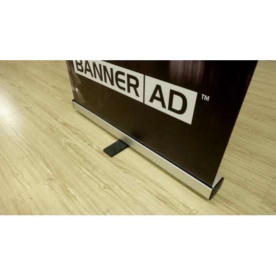 Economical Retractable Banner Stand - E80 M2